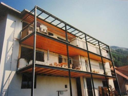 balkone rusch metall. Black Bedroom Furniture Sets. Home Design Ideas